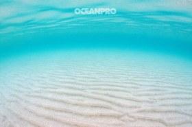 Sand Ripples. Deerfield Beach, Florida