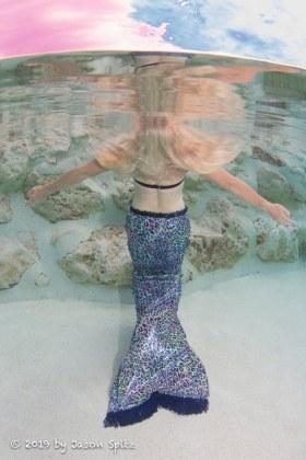 Mermaid, Monica, St. Maarten