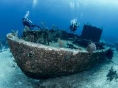 Willaurie Wreck; Nassau
