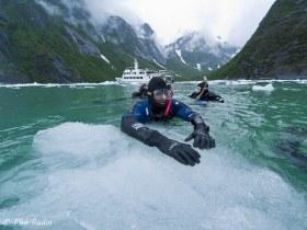 Dawes Glacire, Alaska. © Phil Rudin, All Rights Reserved.