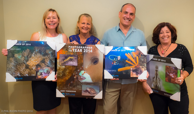 2014 Award Winners - Kelly Casey, Judy Townsend, Jason Spitz, Suzan Meldonian, Bob Weybrecht(not pictured)