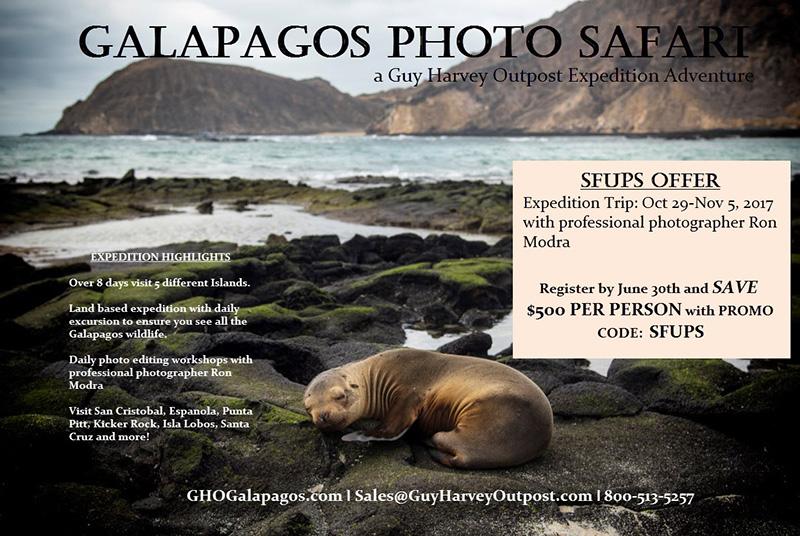 Galapagos Flyer SFUPS
