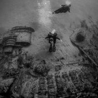 h1 seawolf wwi submarine isla margarita baja